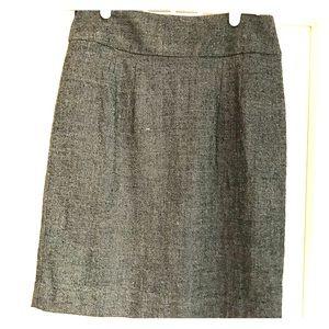 Banana Republic Tweed-like Pencil Skirt - Size 4